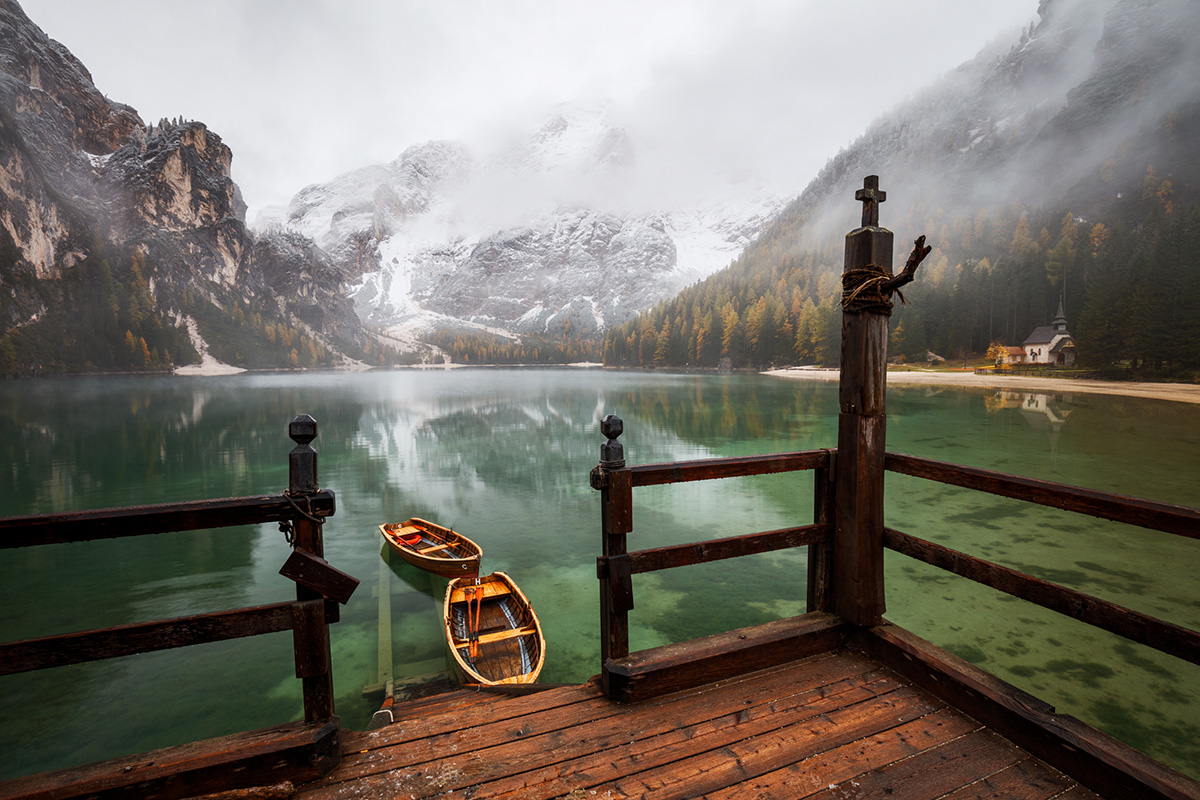 Lago di Braies, Day 3