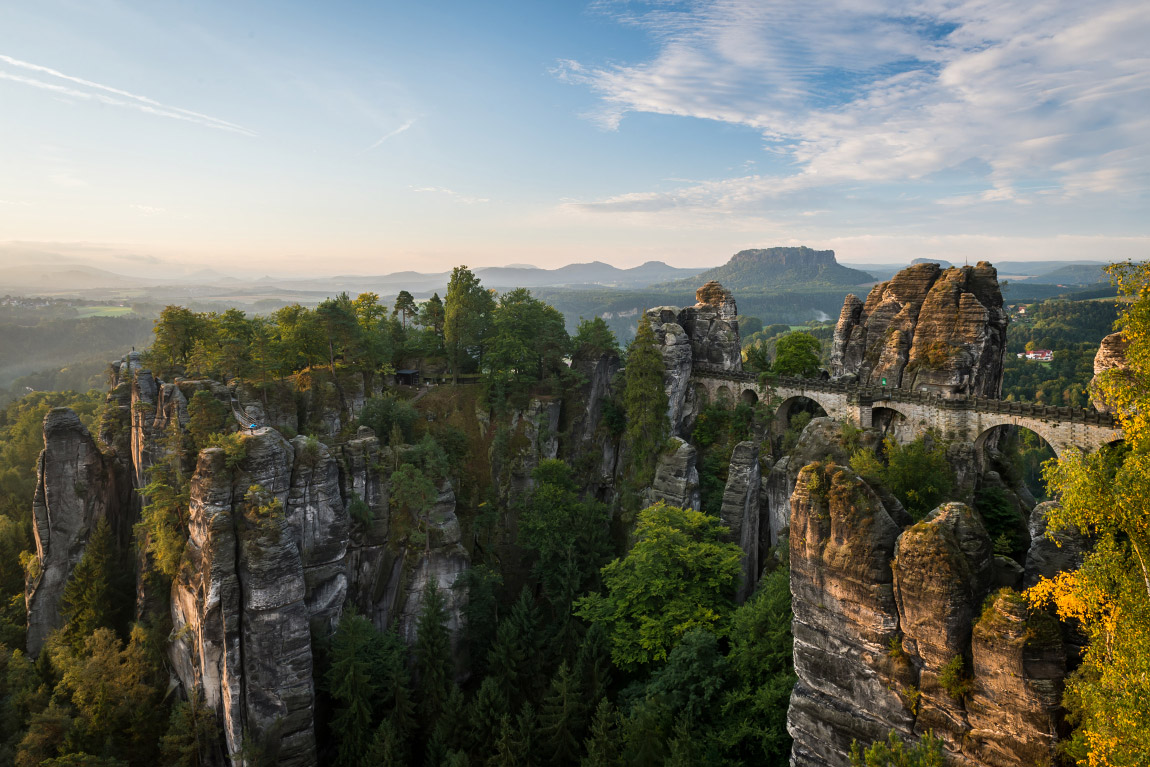 Bastei, Day 6 / Bohemian Switzerland