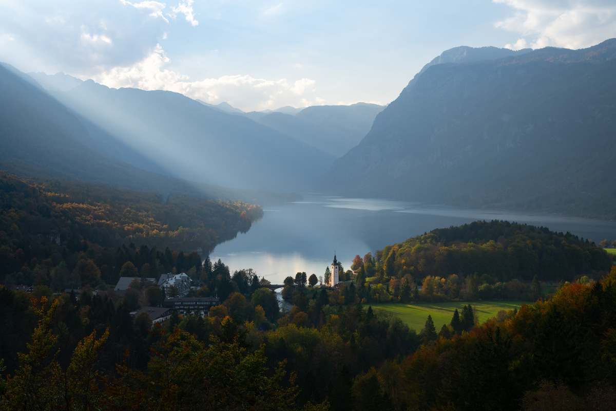Lake Bohinj, Day 3