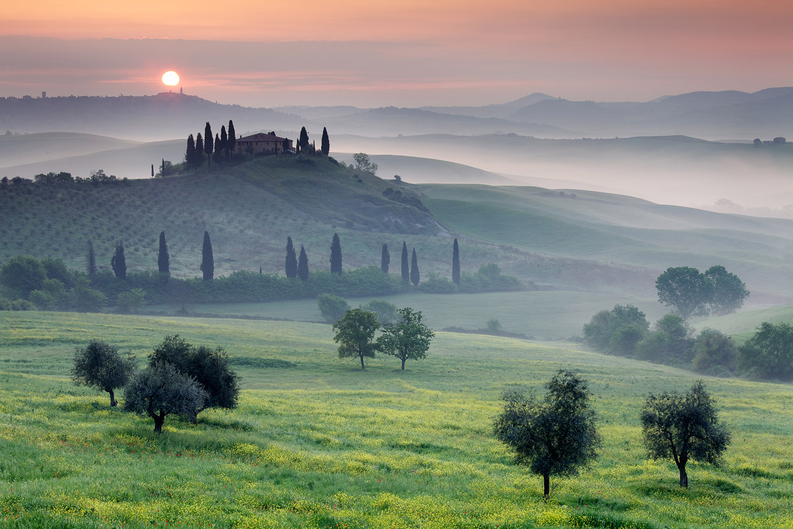 Val d'Orcia, Day 2